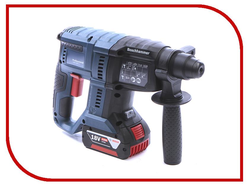 Перфоратор Bosch GBH 180-LI Professional 0611911023 набор bosch перфоратор gbh 18 v ec 0 611 904 002 адаптер gaa 18v 24