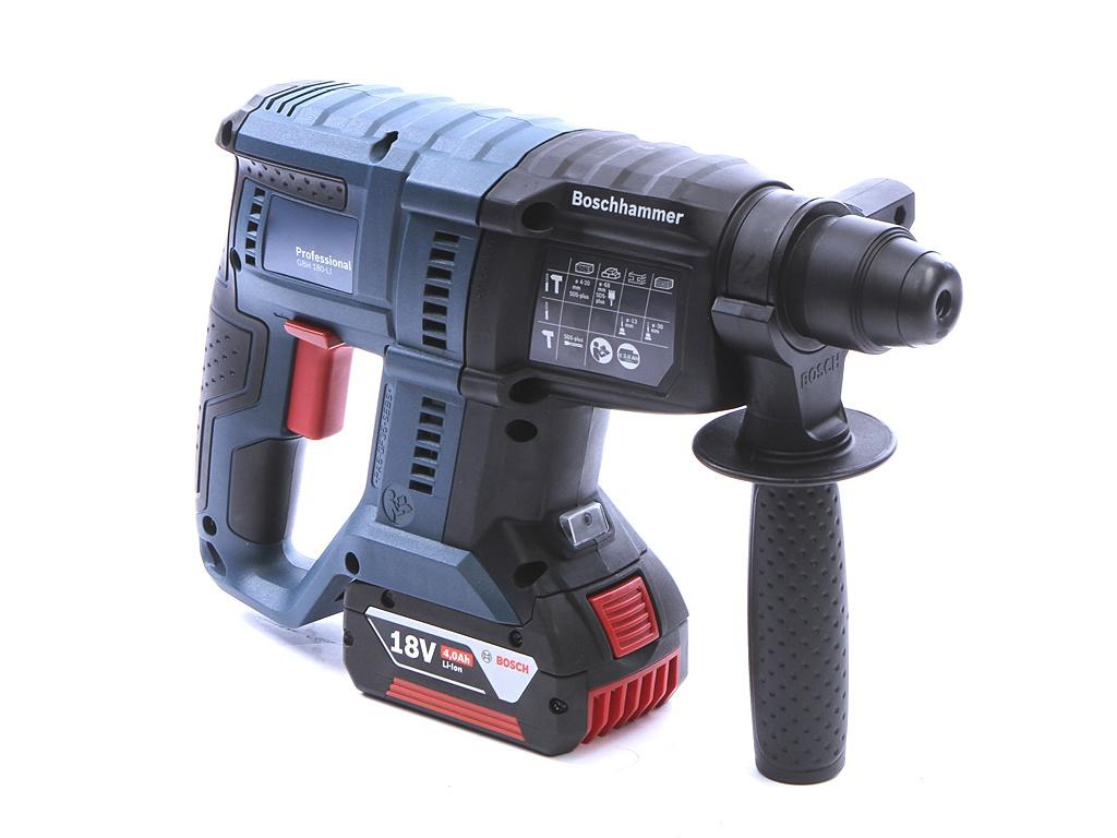 Перфоратор Bosch GBH 180-LI Professional 0611911023