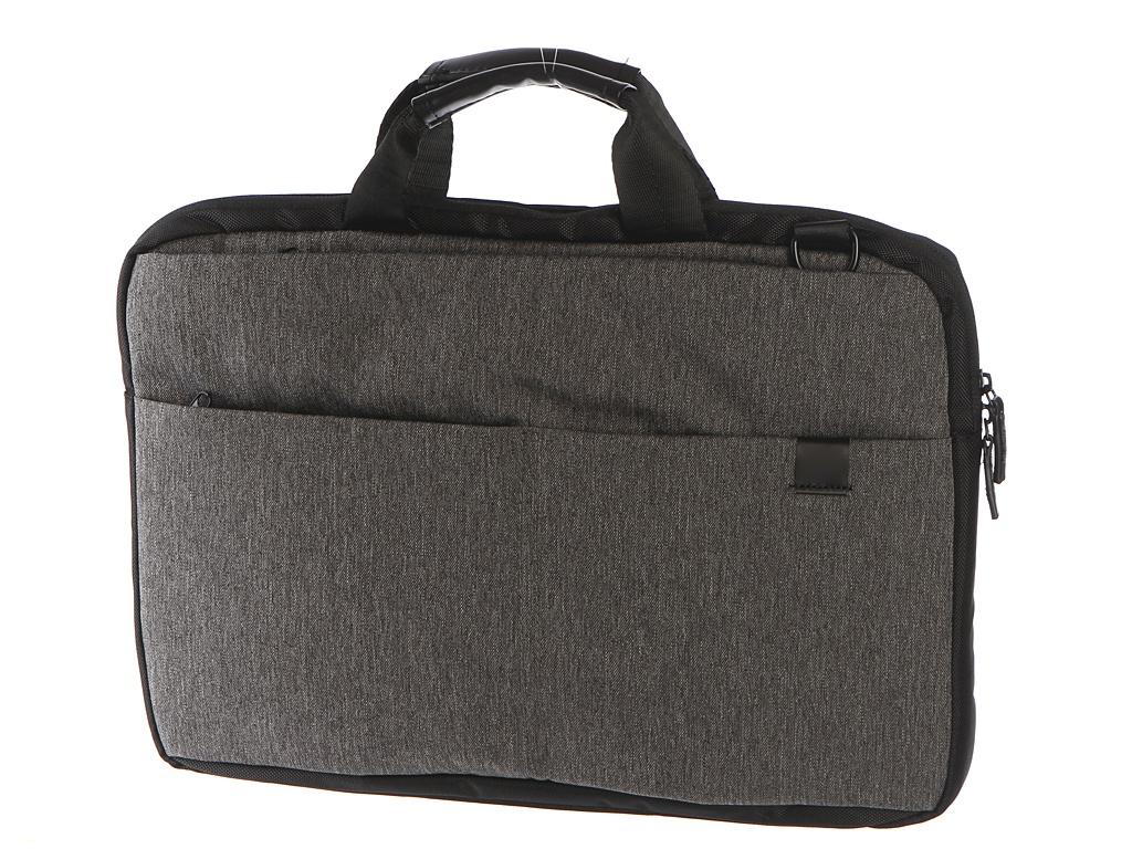 Сумка 15.6 HP Signature Slim Topload Black-Grey L6V68AA