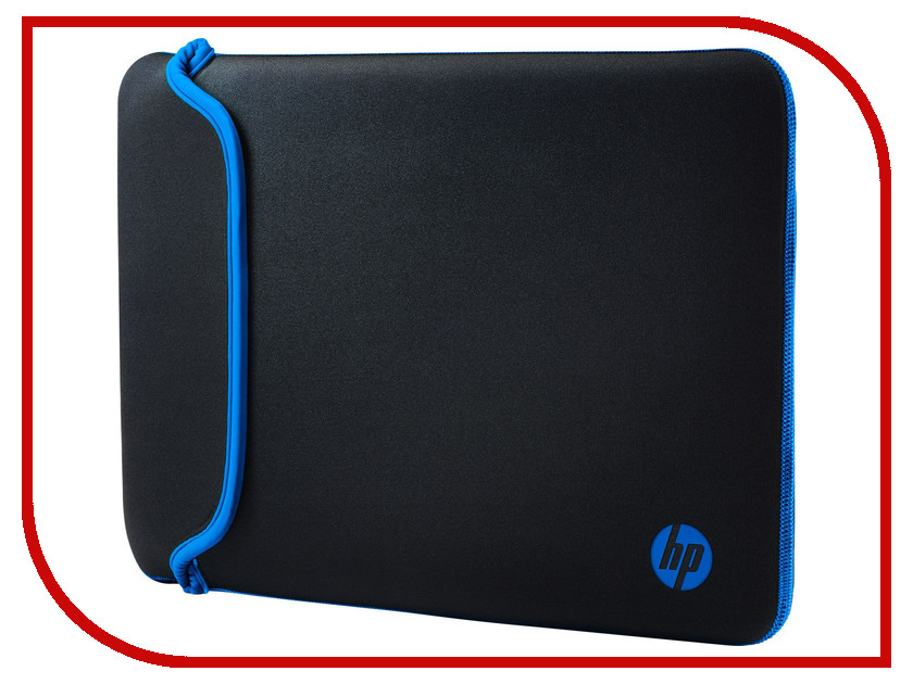 Аксессуар Чехол 11.6-inch HP Chroma Sleeve Black-Blue V5C21AA