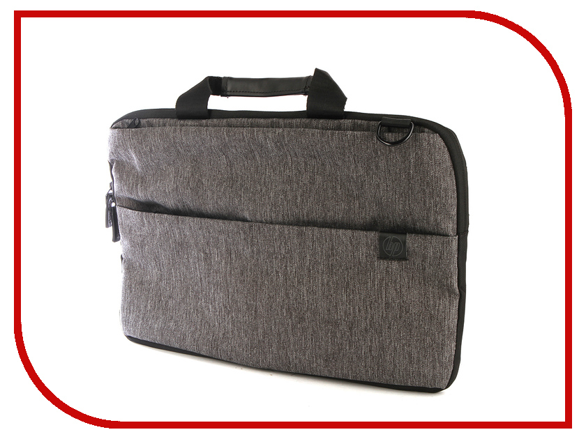 Аксессуар Сумка 14-inch HP Signature Slim Topload Grey-Black L6V67AA 13 3 inch for hp folio13 laptop lcd screen lp133wh4 tja1 f2133wh4 assembly for hp folio13 free shipping