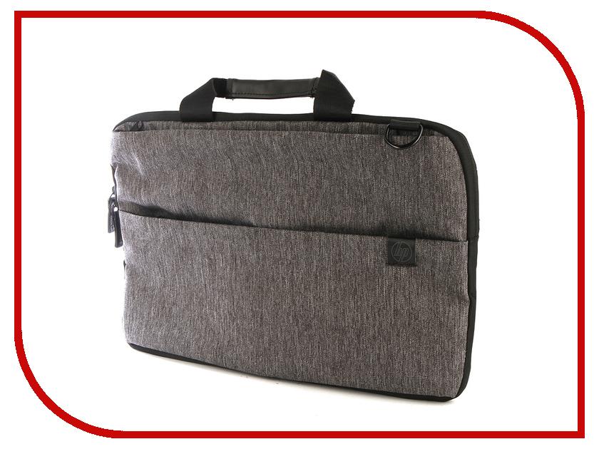 Аксессуар Сумка 14-inch HP Signature Slim Topload Grey-Black L6V67AA аксессуар сумка 15 inch cartinoe nylon water series black 906893