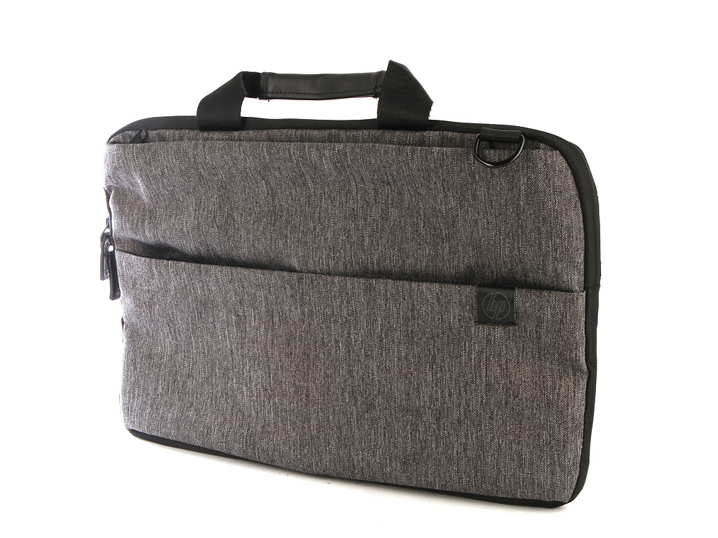 Сумка 14-inch HP Signature Slim Topload Grey-Black L6V67AA