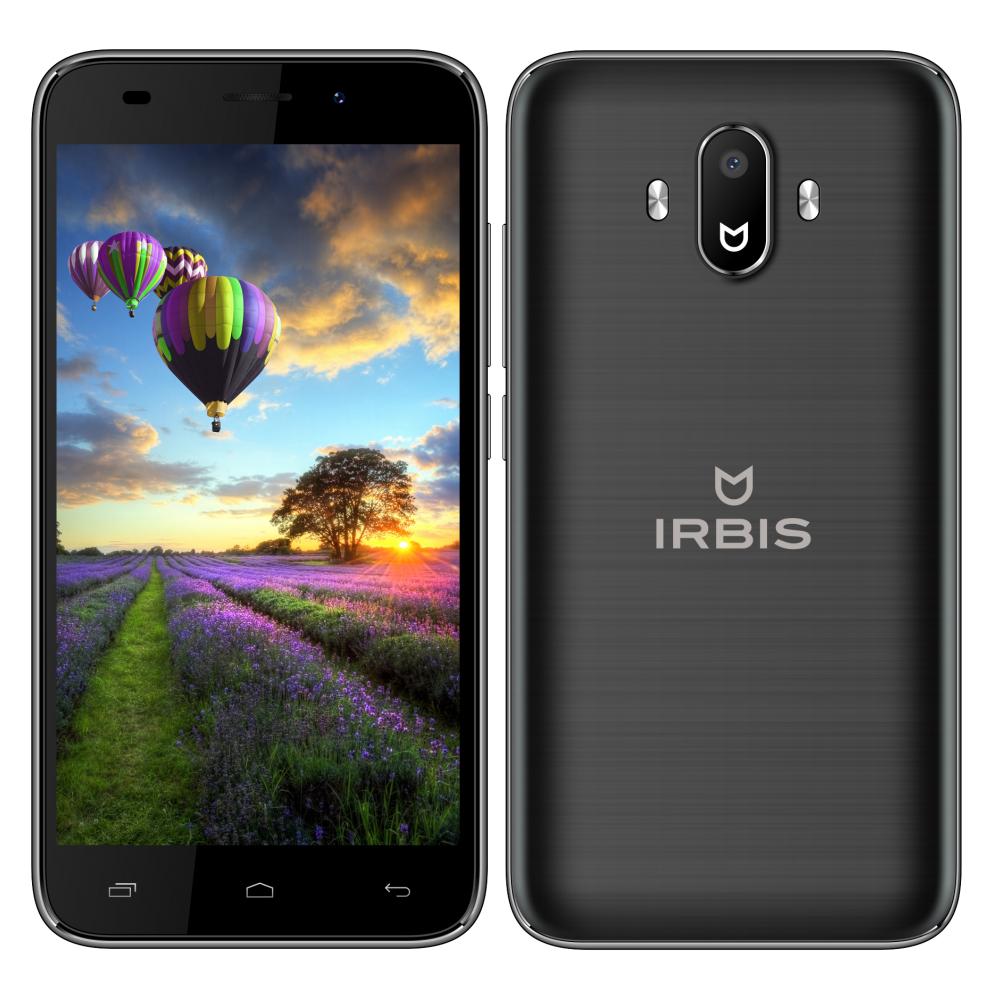 Сотовый телефон Irbis SP511 Black сотовый телефон irbis sf20r red