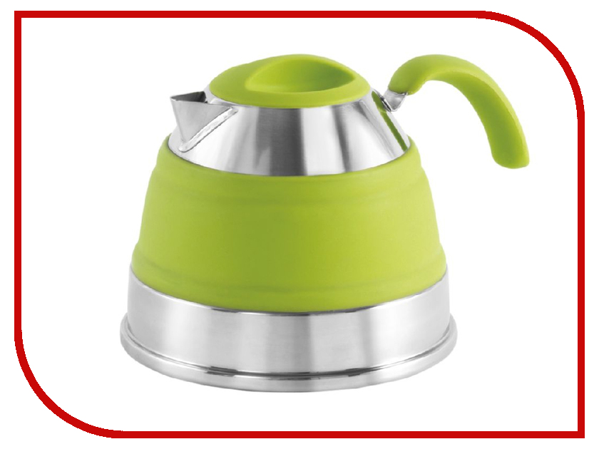 Outwell Collaps Kettle 1.5L Green 650127