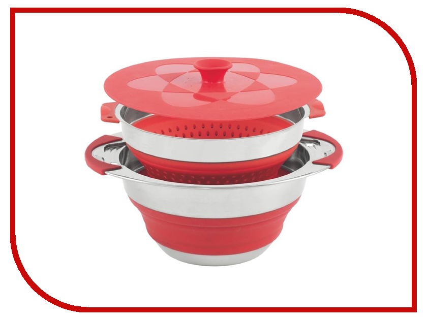 Набор Outwell Collaps Pot Red 650208