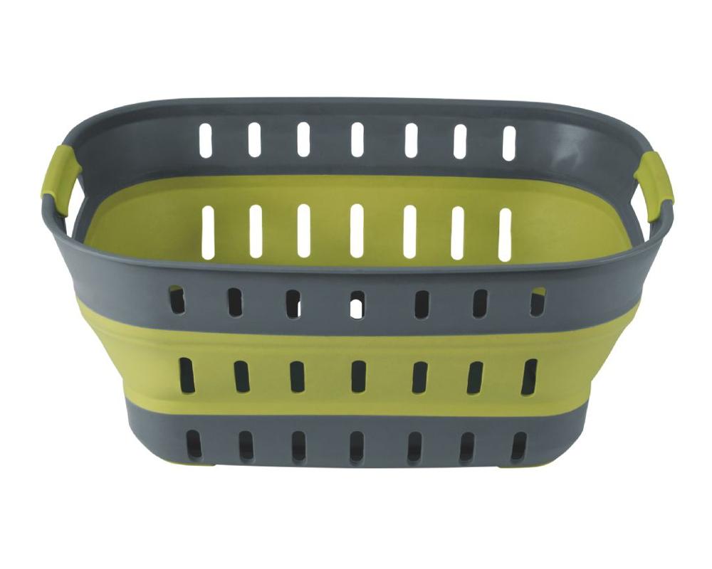 Корзина силиконовая Outwell Collaps Basket Green 650276 цена 2017