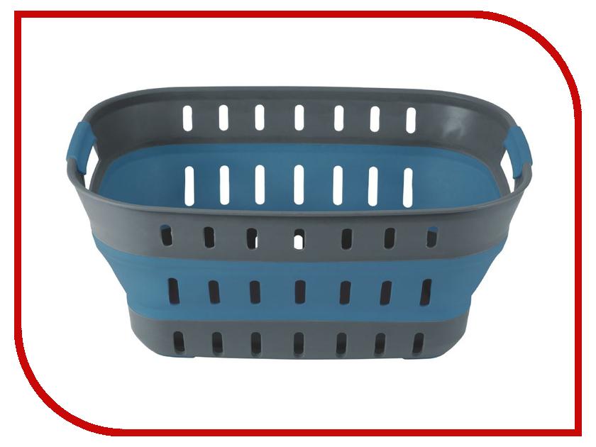 Корзина силиконовая Outwell Collaps Basket Blue 650278