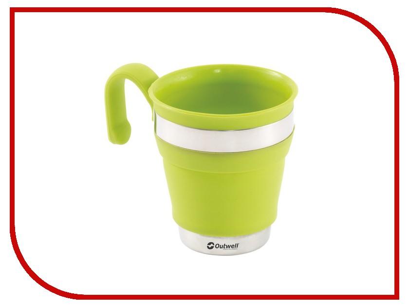 Кружка Outwell Collaps Mug Green 650340
