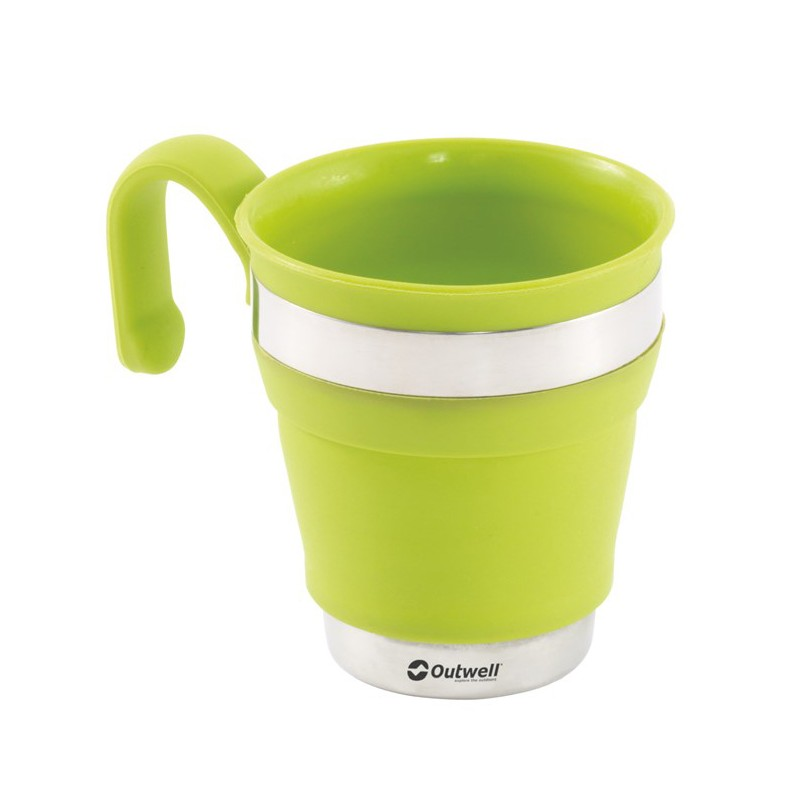 Кружка Outwell Collaps Mug Green 650340
