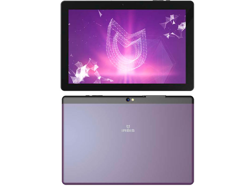 Планшет Irbis TZ198 2Gb 16Gb Black-Purple