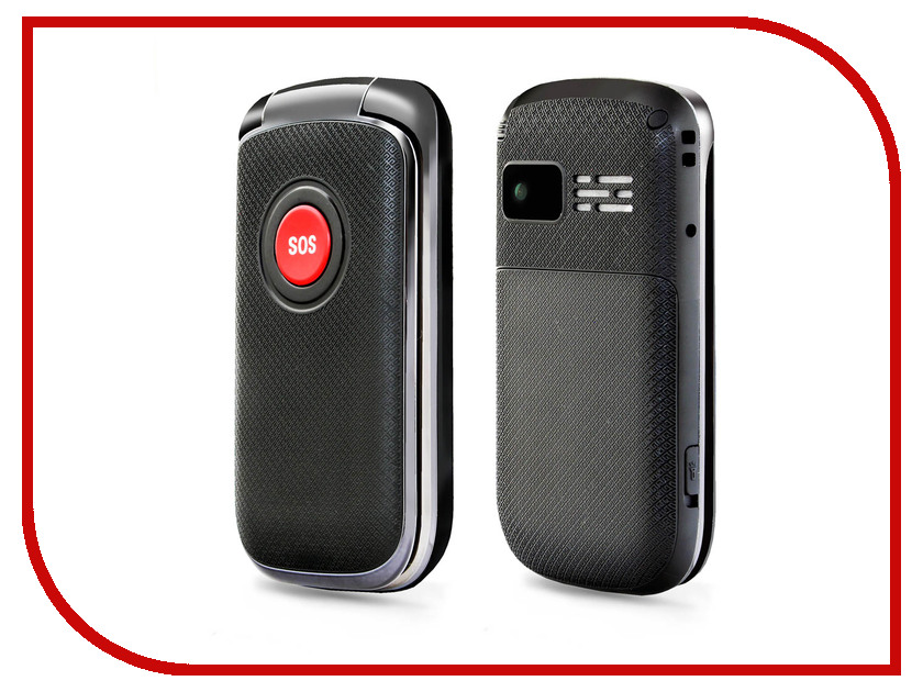 Сотовый телефон Ginzzu MF701