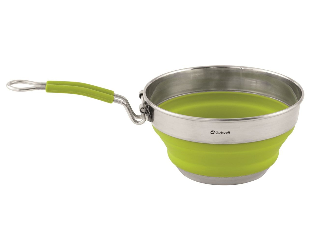 Сковорода Outwell Collaps Saucepan 1.5L Lime Green 650614