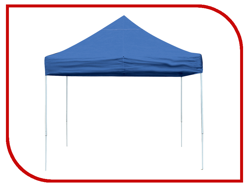 Тент Shelterlogic Pop Up 3 х 3m Спорт Blue 22562 christmas crooners 3d pop up sleeve