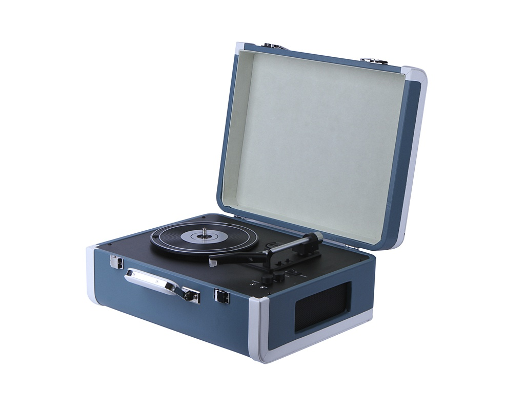 Проигрыватель Crosley Portfolio Portable CR6252A-TU