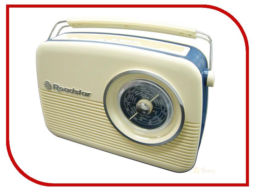 Радиоприемник Roadstar TRA-1957N Beige