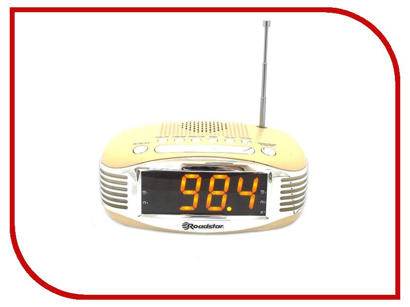 Радиоприемник Roadstar CLR-1966 Beige