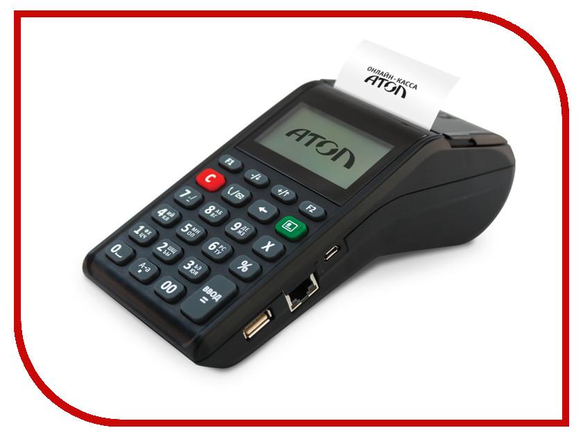 Фискальный регистратор Атол 91Ф с фискальным накопителем Black