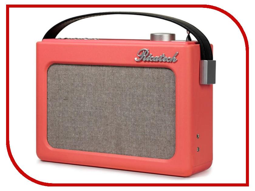 Радиоприемник Ricatech PR78 Pink