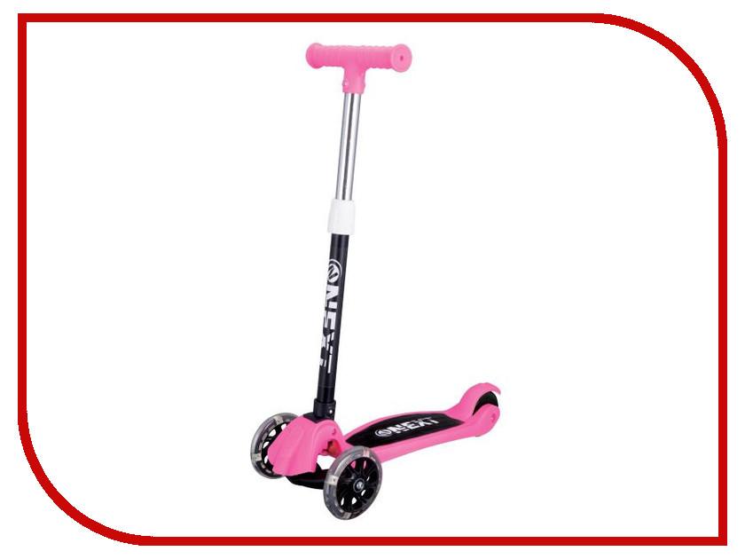 Самокат Next GT-001A-PINK самокат next s017 pink