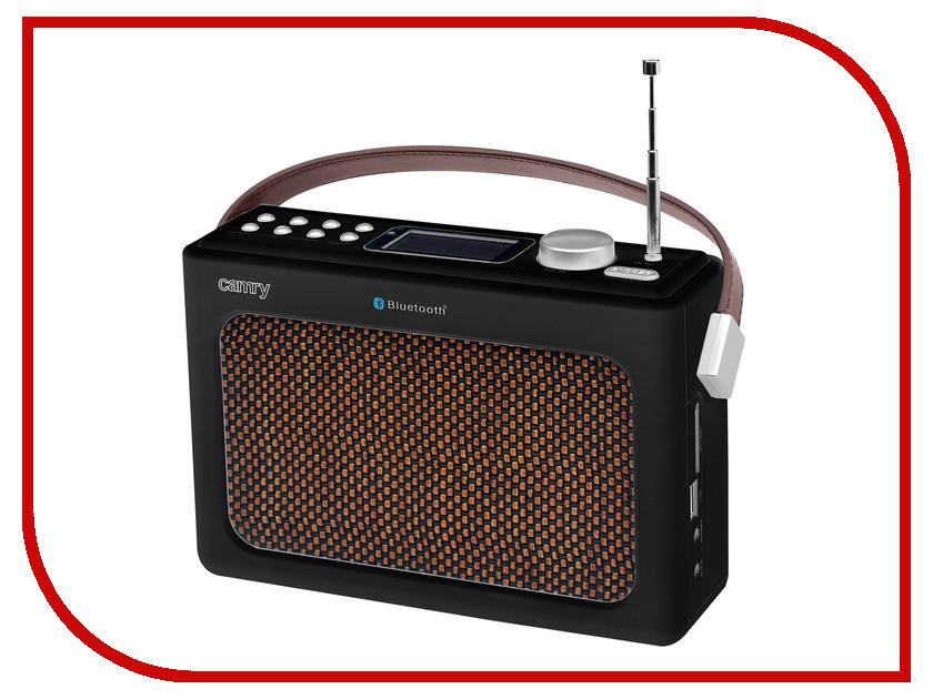Радиоприемник Camry CR1158BT Black-Brown