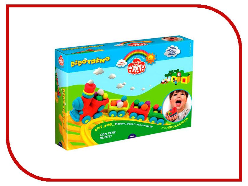 Набор для лепки Dido Treno набор для лепки 10 цветов 395600 всё для лепки playgo набор 8636
