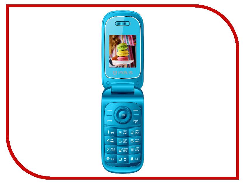 Сотовый телефон Irbis SF15 Blue ноутбук irbis nb20 nb20