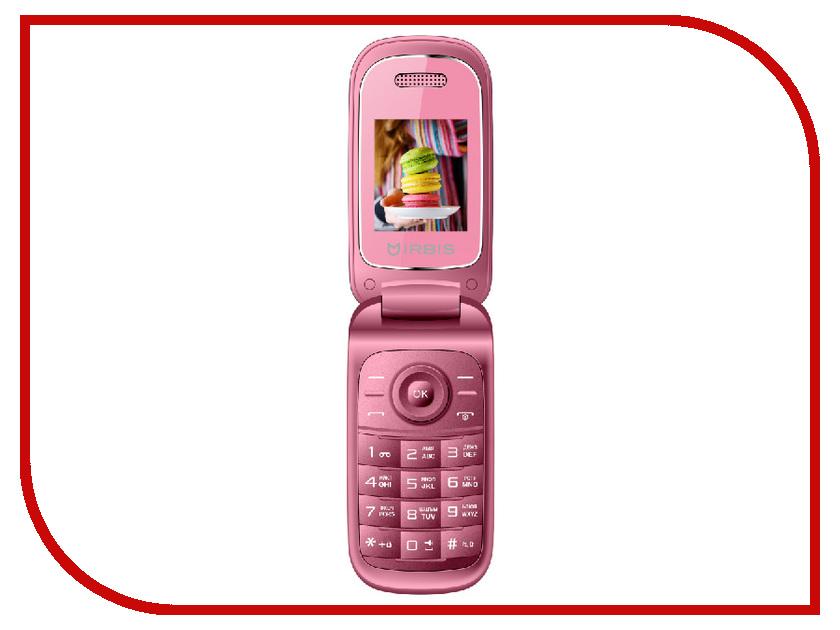 Сотовый телефон Irbis SF15 Pink сотовый