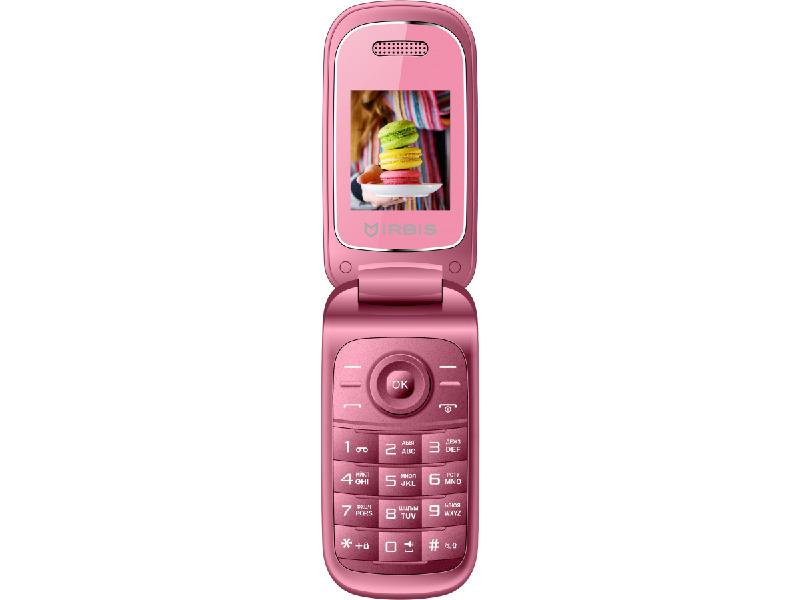 Сотовый телефон Irbis SF15 Pink