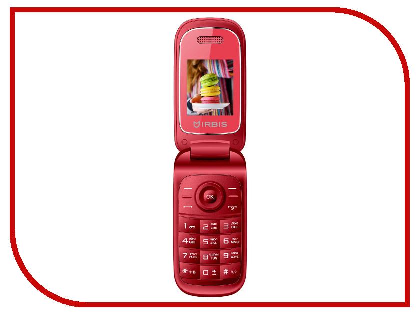 Сотовый телефон Irbis SF15 Red сотовый телефон irbis sp517 black