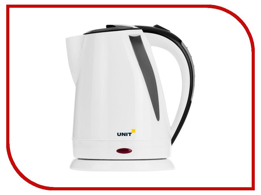 Чайник UNIT UEK-267 White