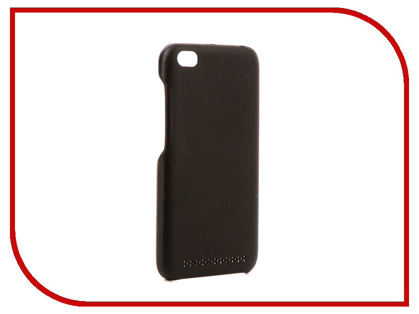 Аксессуар Чехол Xiaomi Redmi 5A G-Case Slim Premium Black GG-907 аксессуар jawbone big jambox carry case j2011 03 case rp black