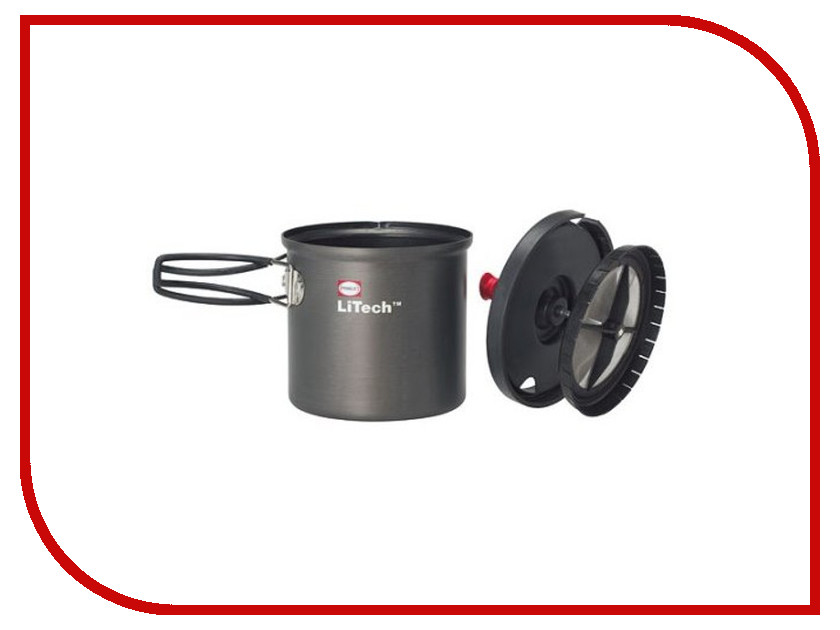 Кофеварка / чайный пресс Outwell Primus Coffee/Tea Press - 1.0L Pot 734520 household intelligent coffee machine fully automatic american style coffee pot drip type coffee machine automatic power off