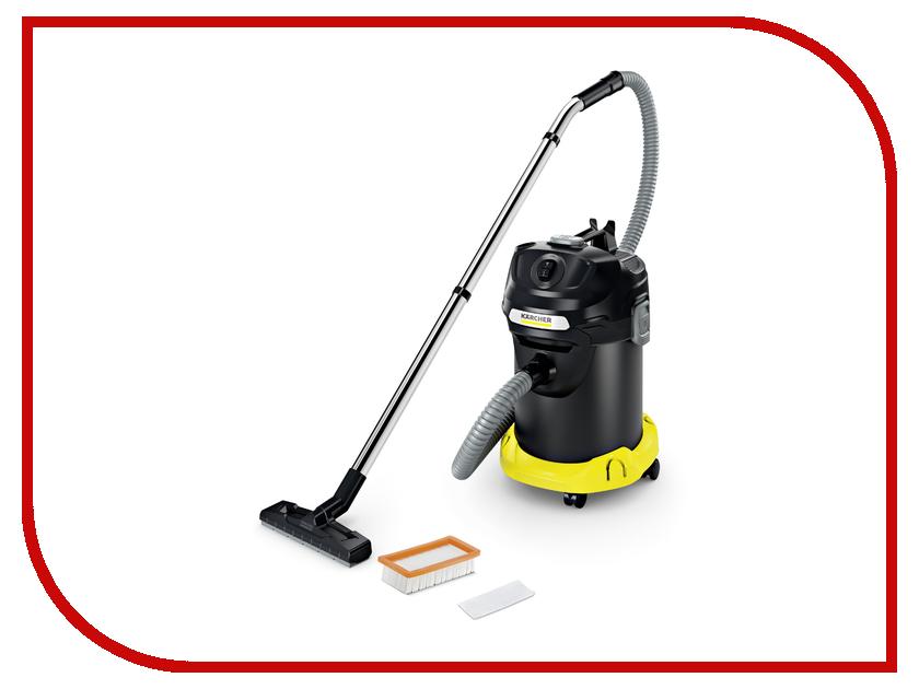 Пылесос Karcher AD 4 Premium 1.629-731.0 пылесос karcher puzzi 8 1 c 1 100 225