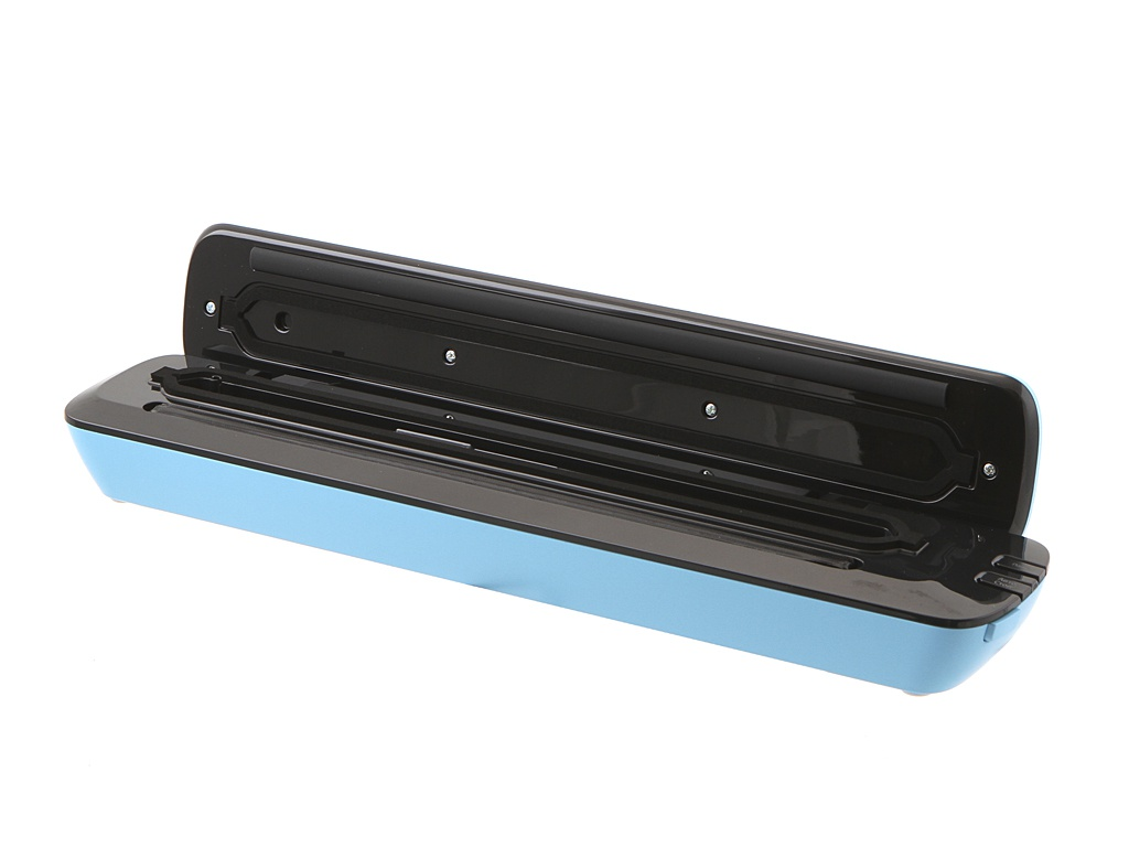 Вакуумный упаковщик Kitfort КТ-1503-3 Light-Blue вакуумный упаковщик kitfort kt 1502 1 white grey