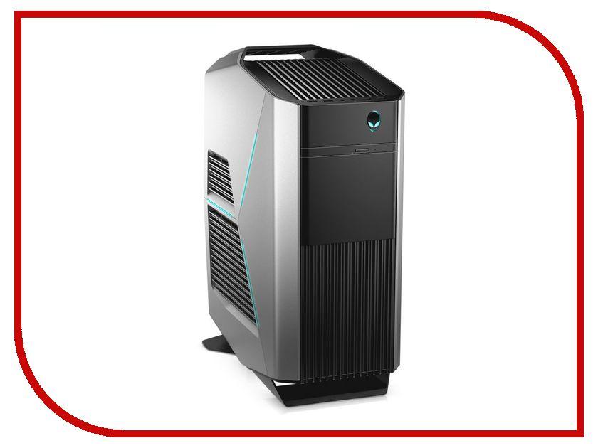 Настольный компьютер Dell Alienware Aurora R7 MT Black R7-6096 (Intel Core i7-8700 3.2 GHz/16384Mb/2000Gb+256Gb SSD/DVD-RW/nVidia GeForce GTX 1080 8192Mb/Wi-Fi/Bluetooth/Windows 10 Home 64-bit) ноутбук msi gp72 7rdx 484ru 9s7 1799b3 484 intel core i7 7700hq 2 8 ghz 8192mb 1000gb dvd rw nvidia geforce gtx 1050 2048mb wi fi bluetooth cam 17 3 1920x1080 windows 10 64 bit