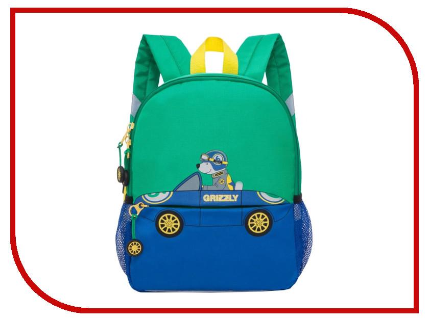 Рюкзак Grizzly Гонщик RS-890-2/2 227227 grizzly рюкзак дошкольный цвет серый rs 764 5