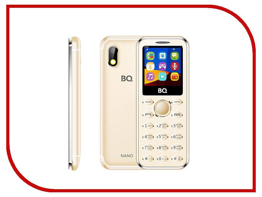 Сотовый телефон BQ BQ-1411 Nano Gold