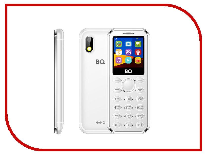 Сотовый телефон BQ BQ-1411 Nano Silver
