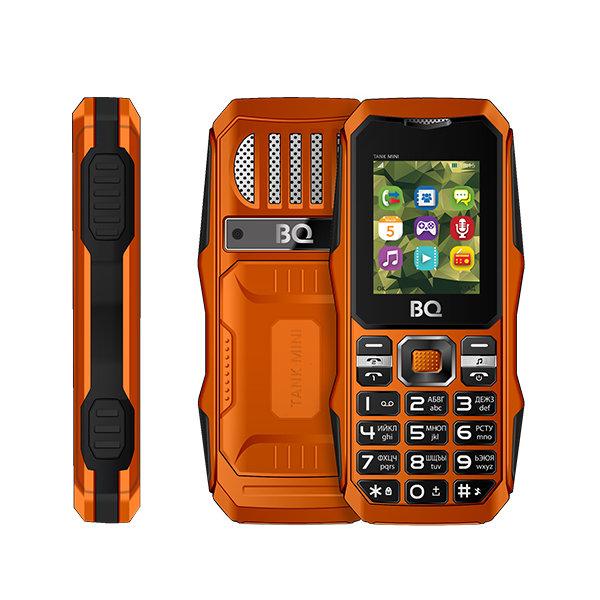 Сотовый телефон BQ BQ-1842 Tank Mini Orange
