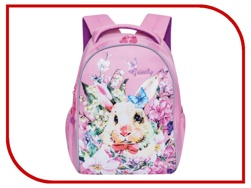 Рюкзак Grizzly Кролик RG-868-3/3 227225