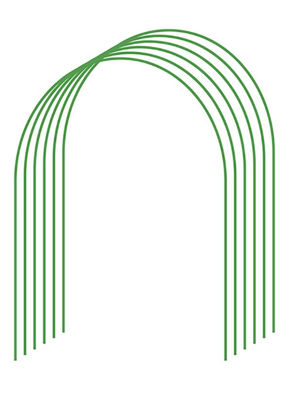 Дуги для парника Grinda 2.5m 6шт 422309-100-095