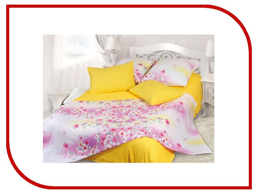 Постельное белье Грация 3858/1 Комплект 1.5 спальный + 1 махровая простынь Бязь 2429752