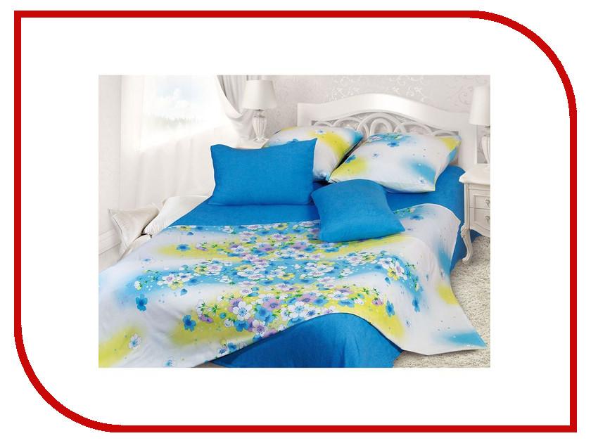 Постельное белье Грация 3858/2 Комплект 1.5 спальный + 1 махровая простынь Бязь 2429753 непоседа постельное белье зайчата 3 пред бязь непоседа желтый