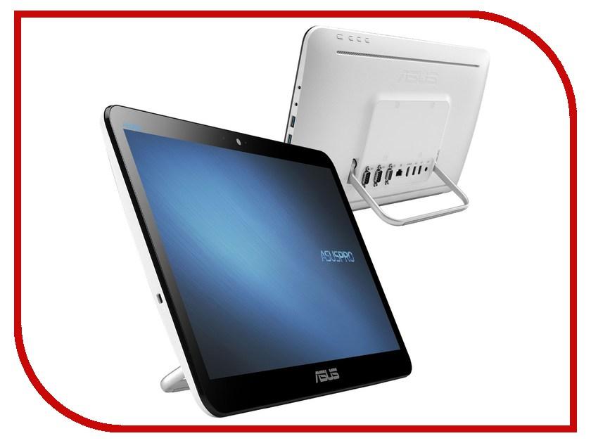 Моноблок ASUS A4110-WD074X 90PT01H2-M06880 (Intel Celeron J3160 1.60 Ghz/4096Mb/128Gb SSD/Intel HD Graphics/Wi-Fi/Cam/15.6/1366x768/Touchscreen/Windows 10 64-bit)