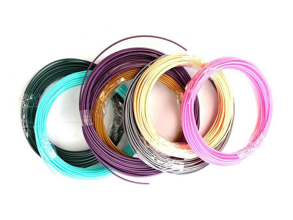 Аксессуар Spider Box / Authentiq №7 PLA 7 Цветов по 10m