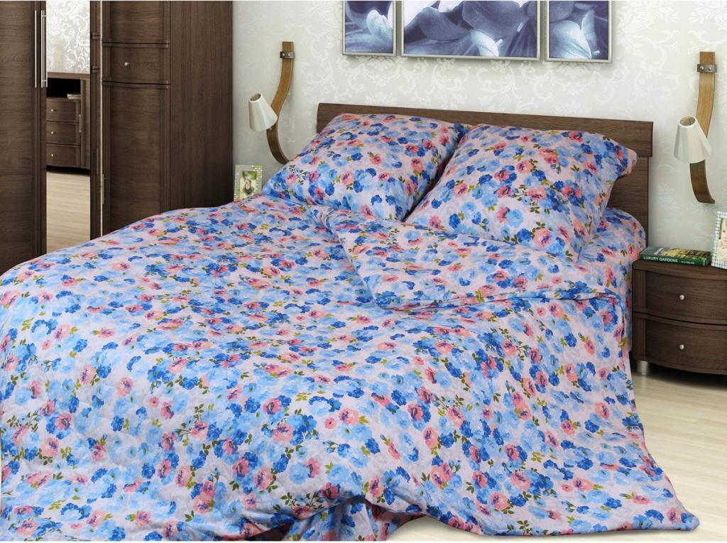 Постельное белье Грация Зима-Лето Розария 5014-1 Комплект 2 спальный Бязь 2315500