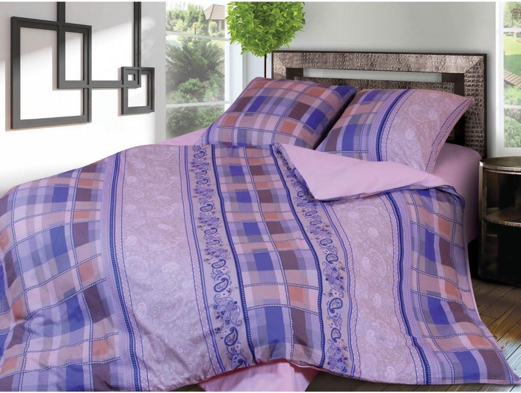 Постельное белье Грация 10423-1 Комплект 1.5 спальный Фланель 2302791