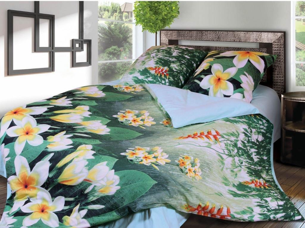 Постельное белье Грация 3959-1 Комплект 1.5 спальный Фланель 2302771