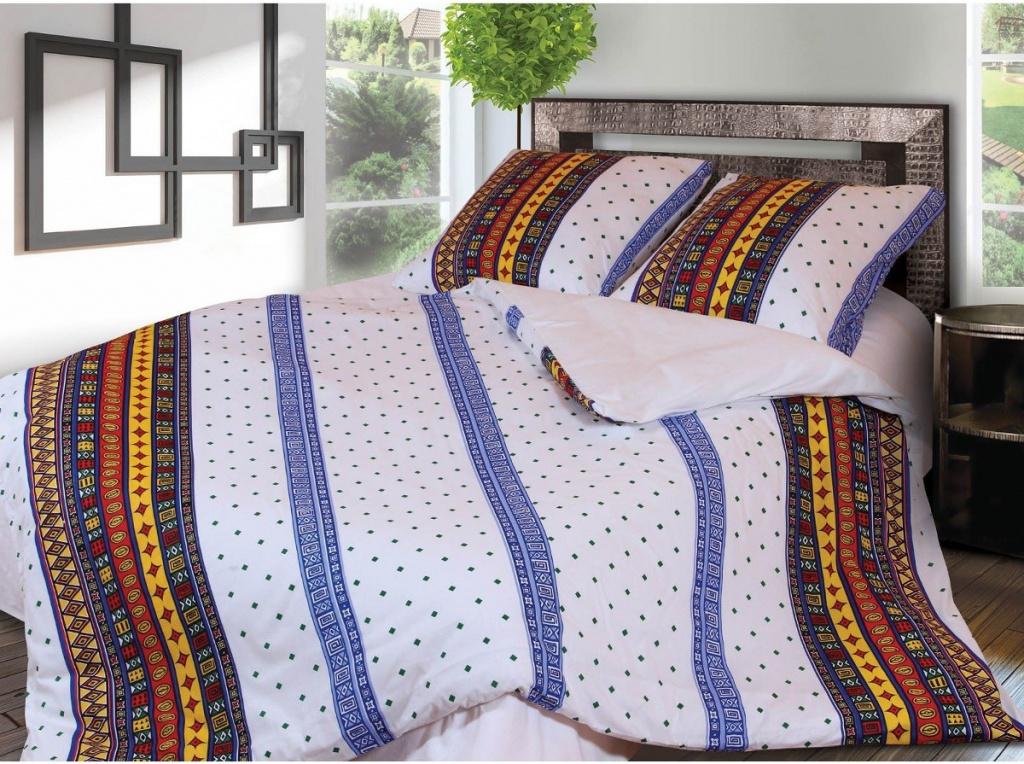 Постельное белье Грация 4072-3 Комплект 1.5 спальный Фланель 2302792